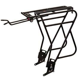 Axiom Axiom Streamliner Disc DLX Rear Rack: Black