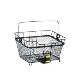 Topeak Topeak MTX Rear Basket: Black