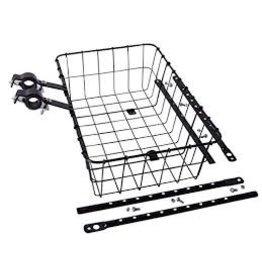 Wald 1372 Front Basket: MD Gloss Black