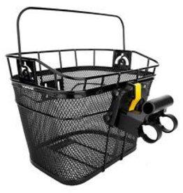 Topeak Handlebar Basket W/Fixer 3 Blk