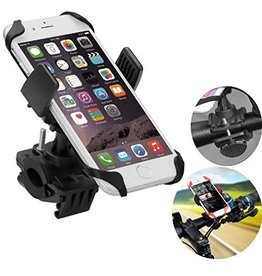 No1seller Bike Mount, No1seller Universal Cell Phone Bicycle Handlebar