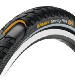 Continental Touring Plus Tire 26x1.75 Black Reflex