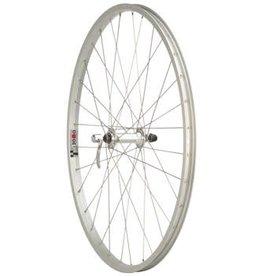 "Quality Wheels Value Series 1 Mountain Front Wheel 26"" Formula / Alex Y2000 Silver"