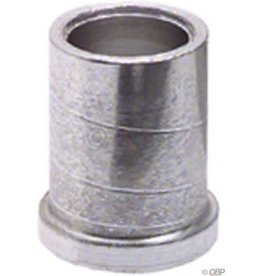 Aluminum Presta Valve Saver, 11mm, pair
