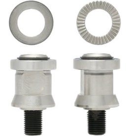 Surly Bill and Ted Hitch Mount Nuts for 10x1mm Solid Axles or Troll / Ogre Direct Mounting