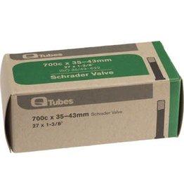 Q-Tubes 700c x 35-43mm Schrader Valve Tube 144g