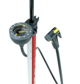 Topeak Joe Blow Race Floor Pump: Red