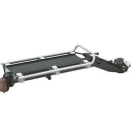 Topeak Beam Seatpost Rack MTX Black A-Type for Small Frames: Fits 25.4-31.8mm seatpost