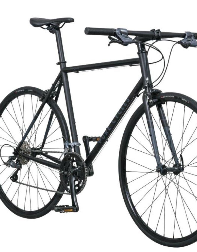 e17fd004930 Pure Cycles Flat Bar Road Bike - SPOKES (Bike Lounge /Bicycle Boutique)