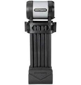 Kryptonite KryptoLok 610 Foldable Lock: Black, 100cm, 5mm