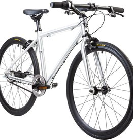 """Early Rider Early Rider Belter Urban 3 Complete Bike: 20"""" Wheels, Flat Bar, Silver"""