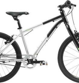 "Early Rider Early Rider Belter Urban 3 Complete Bike: 20"" Wheels, Silver/Black"