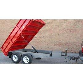 BWise Trailers DD10/12 Series/Deck Over Dump Trailer/DD10-10