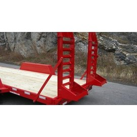 BWise Trailers EC Series/Equipment Hauler/EC16-15