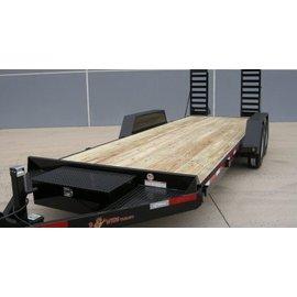 BWise Trailers EC Series/Equipment Hauler/EC20-15