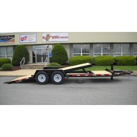 BWise Trailers TH Series/Hydraulic Tilt Trailer/TH22-15 (4+18)