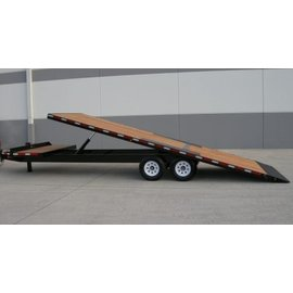 BWise Trailers THD Deck Over Series/Tilt Trailer/THD26-15 (4+22)