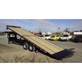 BWise Trailers THD Heavy Duty Deck Over Series/Tilt Trailer/THDB28-23