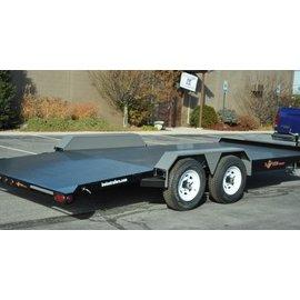 BWise Trailers CFD Series/Full Deck Car Hauler/CFD16-7