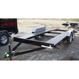 BWise Trailers COD Series/Open Deck Car Hauler/COD18-7