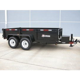 Bri-Mar Trailers LP-LE SERIES - DUMP TRAILERS DT712LP-LE-14