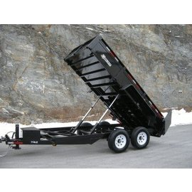 Bri-Mar Trailers LP-LE SERIES - DUMP TRAILERS DT714LP-LE-14