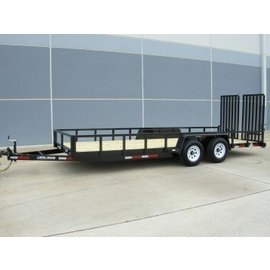 Bri-Mar Trailers EHLE SERIES - EQUIPMENT HAULERS EH20-10LE-HDLS