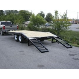 Bri-Mar Trailers EH8LE DECK OVER SERIES - EQUIPMENT HAULERS  EH816-10LE