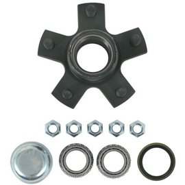 "Dexter Axle 1-1/16"" Bearing, 5 on 4.5"" Stud Wheel Hub Kit 08-259-91"