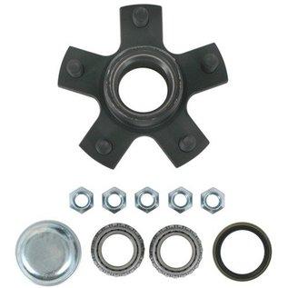 "Dexter Axle 1-1/16"" Bearing, 5 on 4.5"" Stud Wheel Hub Kit 08-259-91"