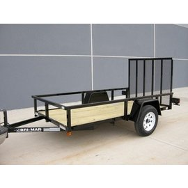 Bri-Mar Trailers UT SERIES - LANDSCAPE TRAILERS UT-510