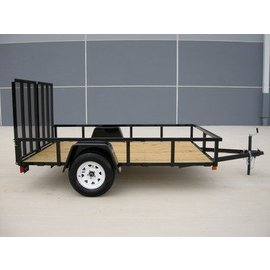 Bri-Mar Trailers UT SERIES - LANDSCAPE TRAILERS UT-610