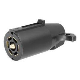 Curt Manufacturing LLC CURT 7-Way RV Blade Connector Plug #58141
