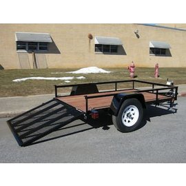 Bri-Mar Trailers UTE SERIES - LANDSCAPE TRAILERS UTE-508