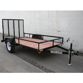 Bri-Mar Trailers UTE SERIES - LANDSCAPE TRAILERS UTE-510