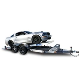 Mission Mission|OPEN CAR HAULER| TILTING|MOCH8x18TILT