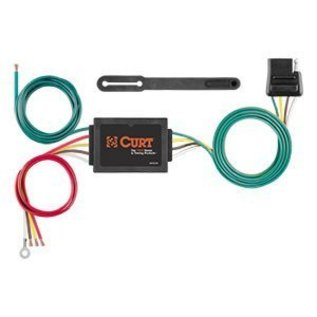 Curt Manufacturing LLC CURT Non-Powered 3-to-2-Wire Taillight Converter #56130