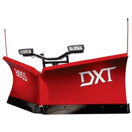 "Boss BOSS 8'2"" Poly V-DXT Plow"