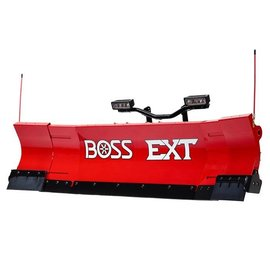 Boss BOSS 8-10' EXT Expandable Straight Blade Snowplow