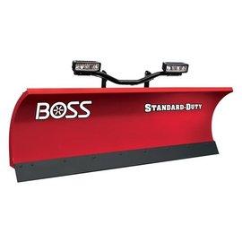 """Boss BOSS 7'6"""" Standard Duty Straight Plow w/ D-Force"""