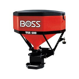 Boss BOSS TGS 600 - 6 cu. ft. Tailgate Spreader w/ Slide-In Attachment