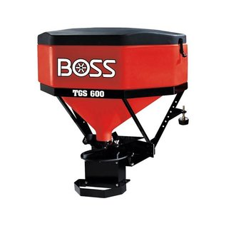 Boss BOSS TGS 600 - 6 cu. ft. Tailgate Spreader w/ RT3 Attachment