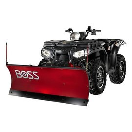 Boss BOSS 4'0 ATV Poly Straight Plow