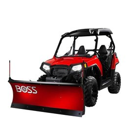 Boss BOSS 5'0 UTV Mid-Size Poly Straight Plow