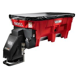 Boss BOSS VBX 8000 - 8' V-Box Spreader, Pintle Chain