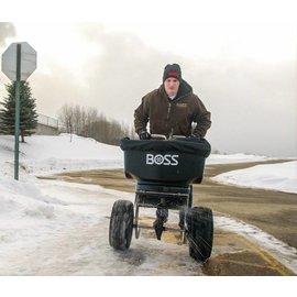 Boss BOSS Walk-Behind Broadcast Spreader, 100 LB, SS
