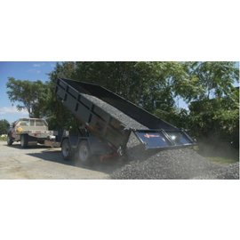 BWise Trailers MULTI-TASKER/Dump Series/Dump Bed