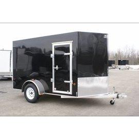 EZ Hauler E-Z Hauler Aluminum/Enclosed Cargo 5/6-Wide Series/EZEC5x10-IF