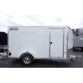 EZ Hauler E-Z Hauler Aluminum/Enclosed Cargo 5/6-Wide Series/EZEC6x12SA-IF