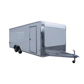 EZ Hauler E-Z Hauler Aluminum/Enclosed Car Hauler/EZEC 8x24 CH-IF